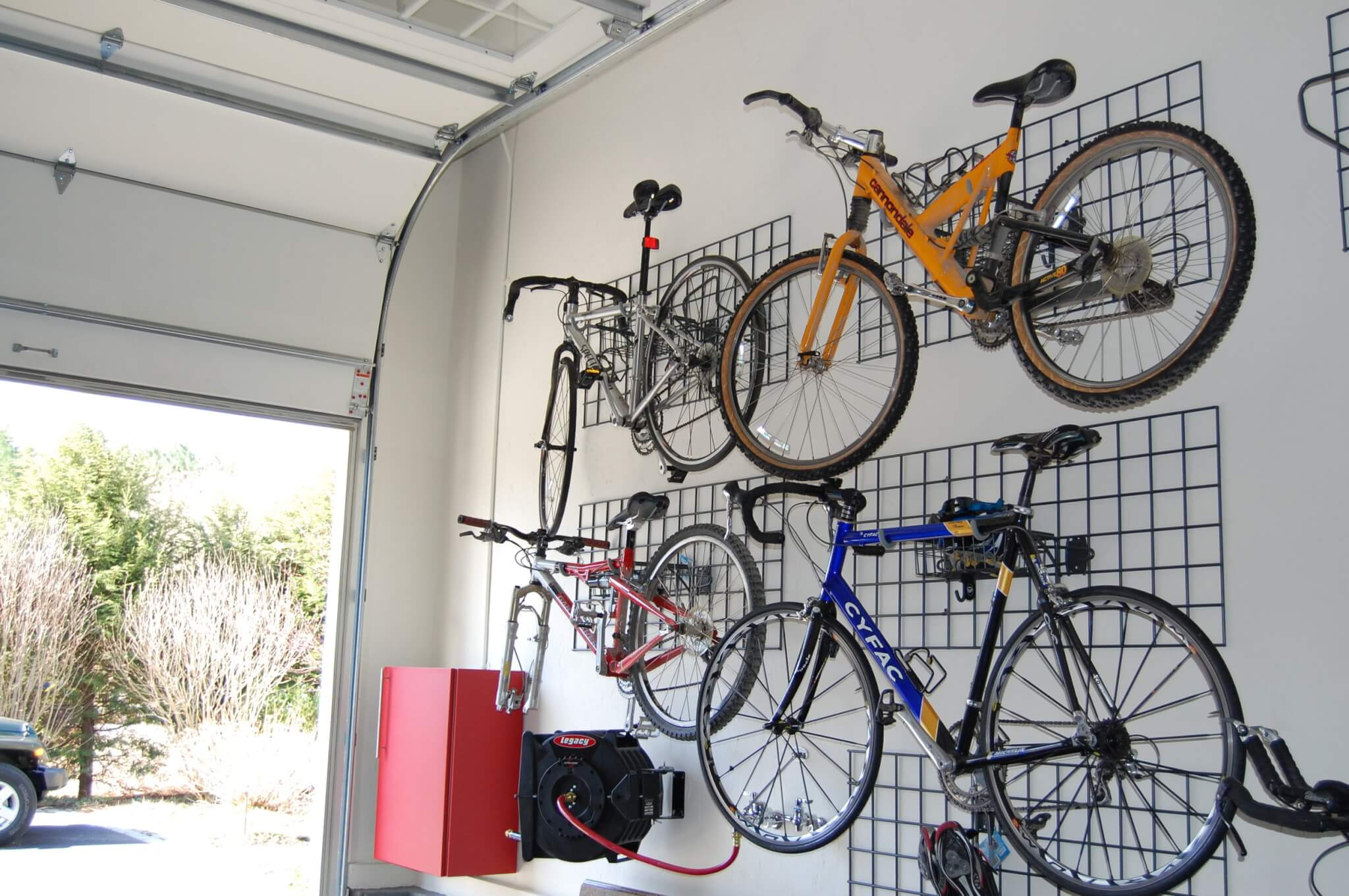 Bike+rack+&+baskets
